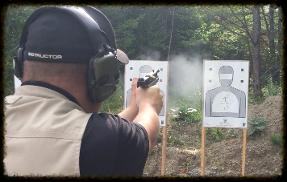 defensive handgun course